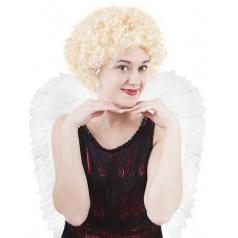 Karnevalová paruka anděl krátká