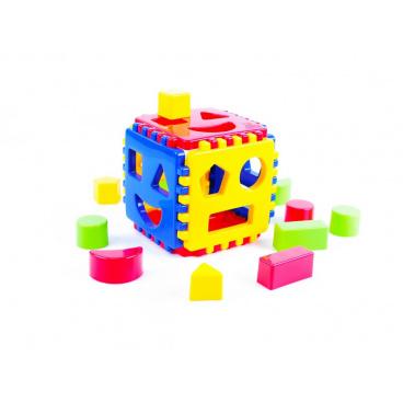 rappa hračky vkládačka kostka