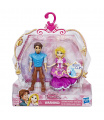 Hasbro Disney Princess Mini princezna a princ assort E3051
