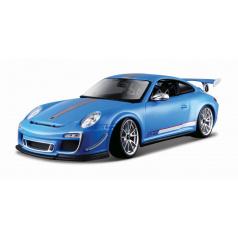 Bburago PORSCHE 911 GT3 RS 4.0 1:18 modré
