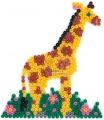 HAMA zažehlovací korálky - MIDI podložka žirafa
