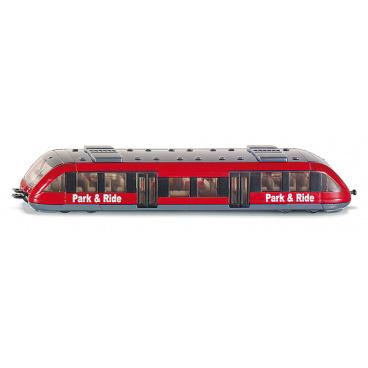 SIKU 1646 Blister - Příměstský vlak 1:120