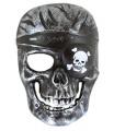 Rappa maska kostra pirát