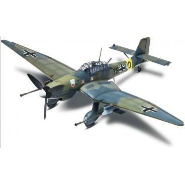 Revell Plastic ModelKit MONOGRAM letadlo 5270 - Stuka Ju 87G-1 (1:48)