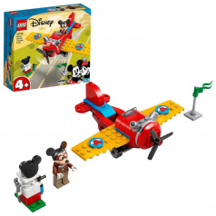 LEGO Disney 10772 Myšák Mickey a vrtulové letadlo