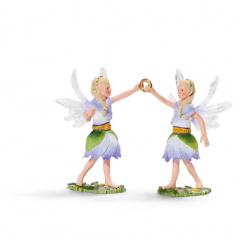 Schleich 70458 Elfí víly dvojčata