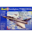 Revell 04879 letadlo Eurofighter Typhoon Twinseater (1:144)