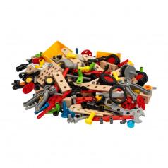 Brio 34589 Builder - stavební kreativní set 270 ks