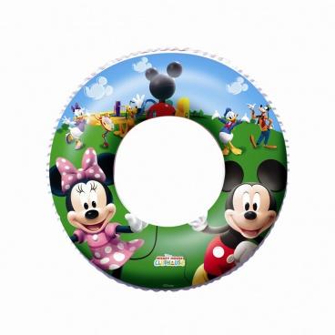 Bestway Nafukovací kruh - Mickey Mouse a Minnie, průměr 56 cm