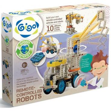 GIGO Stavebnice RC Roboti
