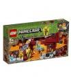 Lego 21154 Minecraft Most ohniváků