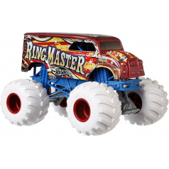 Hot Wheels MONSTER TRUCKS VELKÝ TRUCK