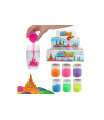 Teddies Písek vodní kouzelný, assort 6 barev