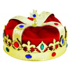 Dětská karnevalová koruna královská