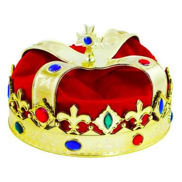 RAPPA Dětská karnevalová koruna královská
