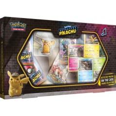 ADC Blackfire Entertainment Pokémon TCG: Detective Pikachu On the Case Figure Collection