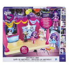 My Little Pony Hasbro Equestria Girls MALÉ PANENKY HRACÍ SET