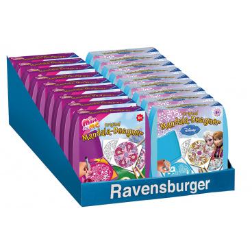 Ravensburger Mini Mandala Disney Ledové království