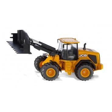 SIKU Farmer 3663 - JCB 435S traktor s nakladačem
