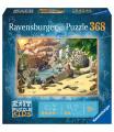 Ravensburger Exit KIDS Puzzle: Piráti 368 dílků