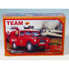 Monti 03 Stavebnice Team 21 Land Rover 1:35