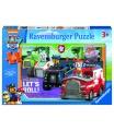 Ravensburger dětské puzzle Tlapková Patrola 35 dílků