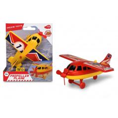 Dickie Vrtulové letadlo 14 cm, 2 druhy