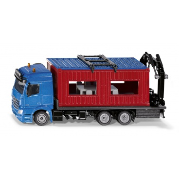 SIKU Super - Kamion s kontejnerem, 1:50