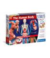 Clementoni Dětská labolatoř - lidské tělo