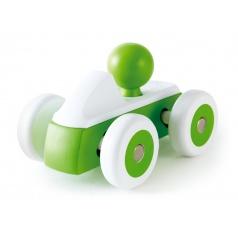 Hape Dřevěný Mini roadster zelený