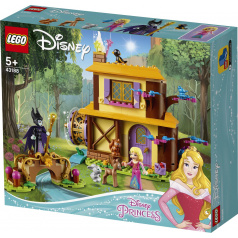 LEGO Disney 43188 Šípková Ruženka a lesná chalúpka