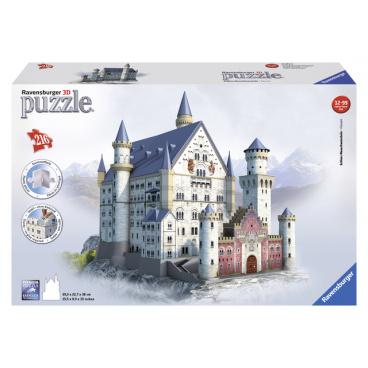 Neuschwanstein 3D 216d