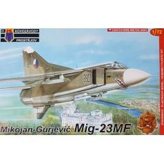 Kovozávody Prostějov MiG-23MF