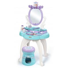 Smoby Ledové království 2v1 Toaletní stolek se židličkou