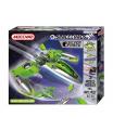 Meccano 805101 Space Chaos Silver Force Fighter kovová stavebnice