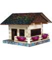 Walachia dřevěná stavebnice - Alpská chata