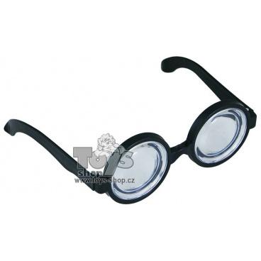 karnevalové brýle Holzmannky
