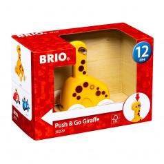 Brio 30229 Tahací žirafa