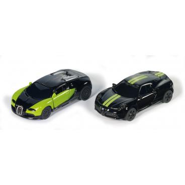 SIKU 6309 černo & zelená Special Edition
