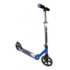 authentic sports Koloběžka skládací ( modrá ), průměr kol 205 mm