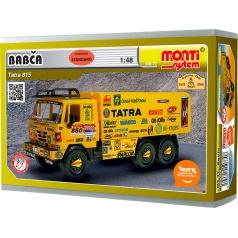 Monti System stavebnice auta Tatra 815 Babča
