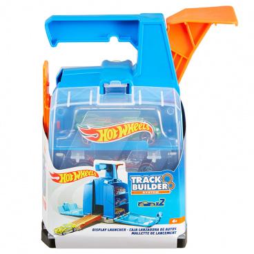 Mattel Hot Wheels GCF92 Dráha v kufříku
