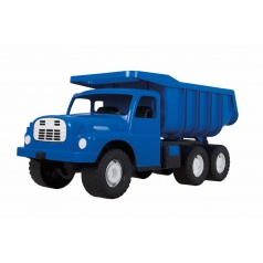 Dino auto Tatra 148 na písek modrá 73cm