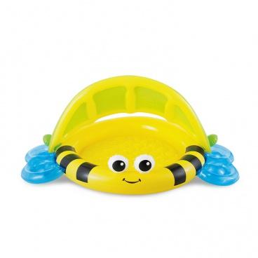 Mac Toys Dětský bazének se stříškou