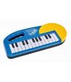 Simba My Music World Klávesy modré s madlem