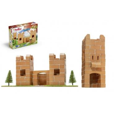 Teifoc Hrádek v krabici 35x30x5cm