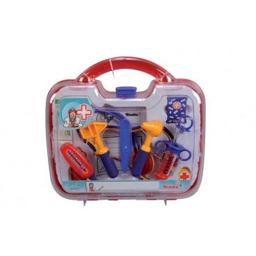 Simba Doktorský kufřík 10 dílů, 30x28x9 cm