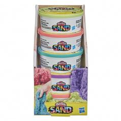 Play-Doh piesok samostatné kelímky