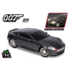 NIKKO RC auto na dálkové ovládání Aston Martin DBS (Quantum of Solace)