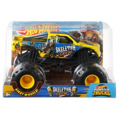 Hot Wheels MONSTER TRUCKS VELKÝ TRUCK ASST